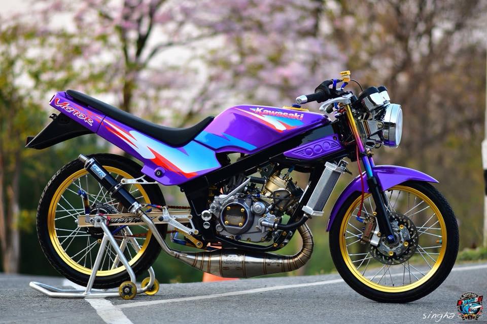 Kawasaki Victor 150 do mang linh hon 2 thi buc pha moi thoi dai - 6