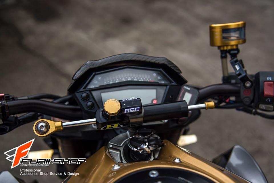 Kawasaki Z1000 ban do chat nhu nuoc cat den tu Thai - 4