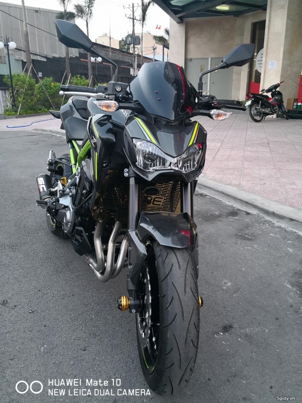 Kawasaki Z900 Bien So Dep Nhat Sai Gon - 3