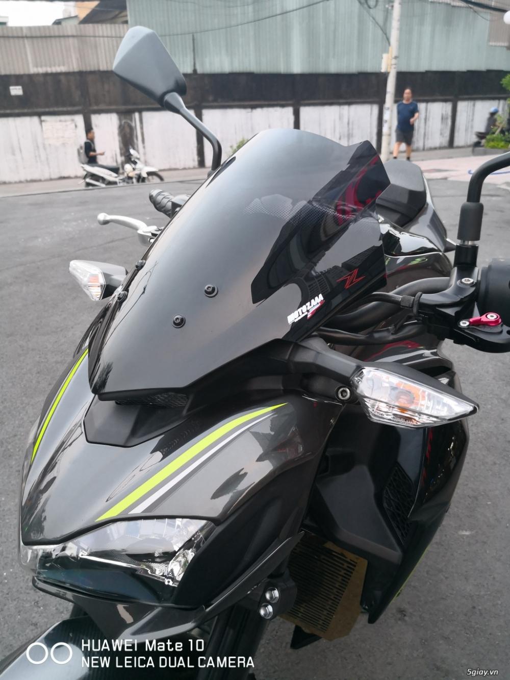 Kawasaki Z900 Bien So Dep Nhat Sai Gon - 5