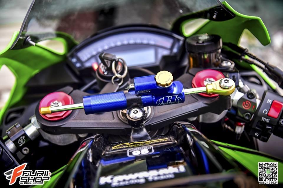 Kawasaki ZX10R ve dep tuyet sac ben do choi cao cap - 4