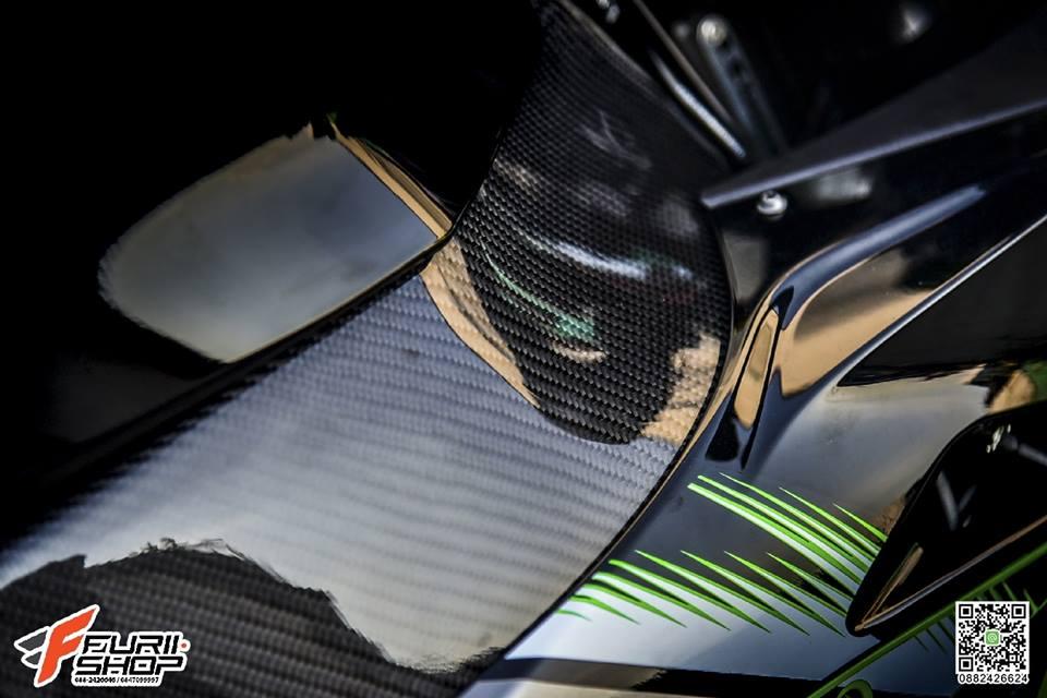 Kawasaki ZX10R ve dep tuyet sac ben do choi cao cap - 8