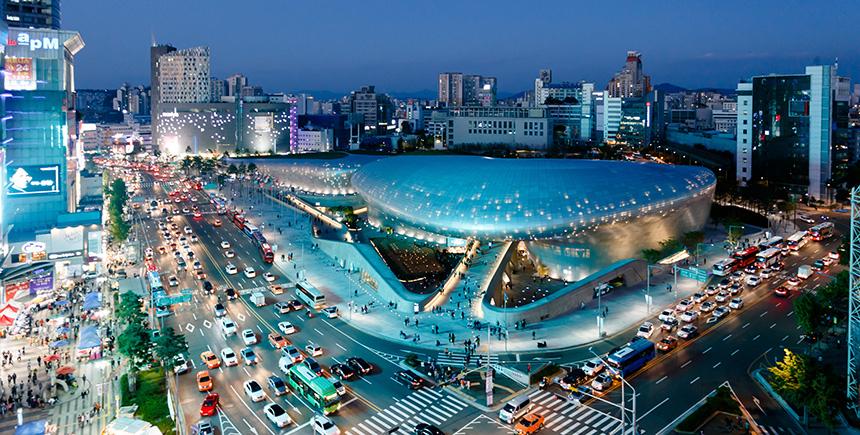 Kham pha nhung net dep thanh pho Seoul thong qua Korean Airlines