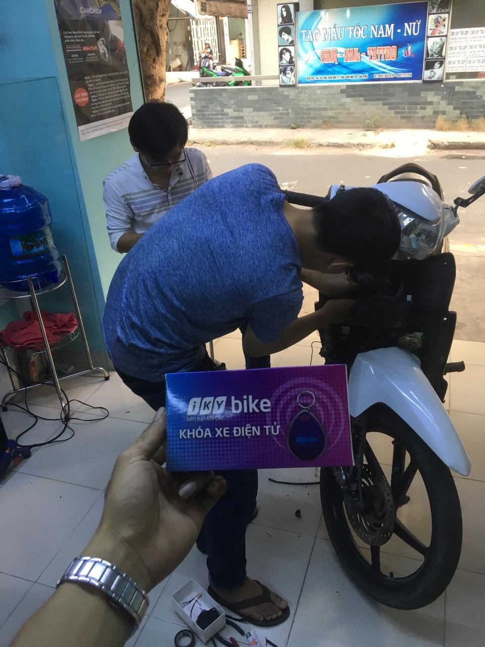khoa chong trom iky bike