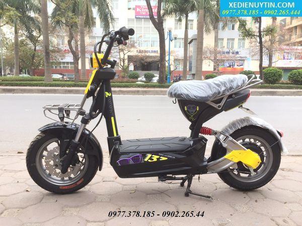 Kinh nghiem chon mua xe dap dien chinh hang 2018