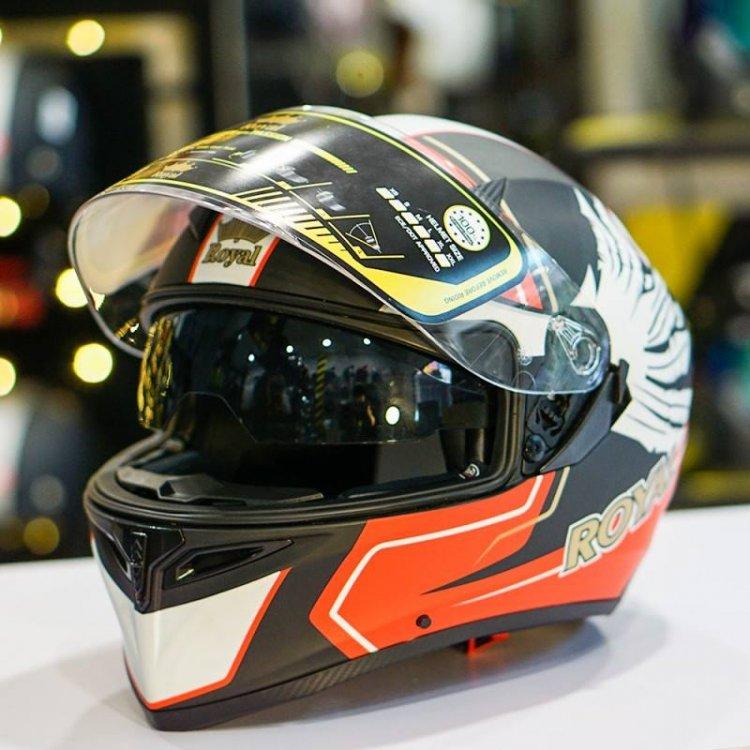 KTM Ha Noi ROYAL M20 boc da danh cho cac tin do Cafe racer