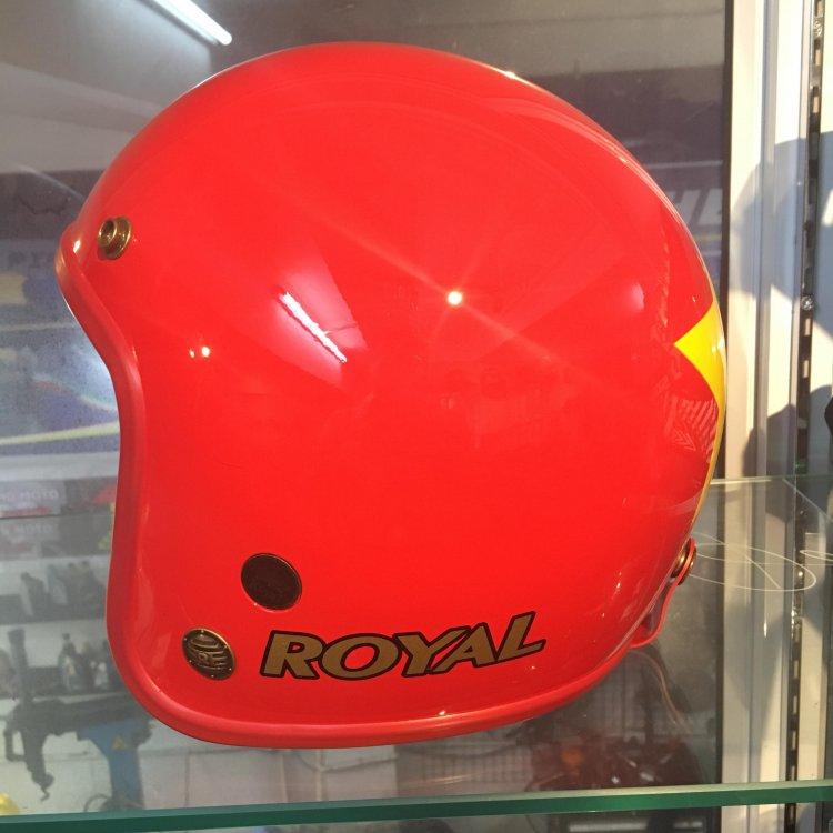 KTM Ha Noi ROYAL M20 boc da danh cho cac tin do Cafe racer - 3