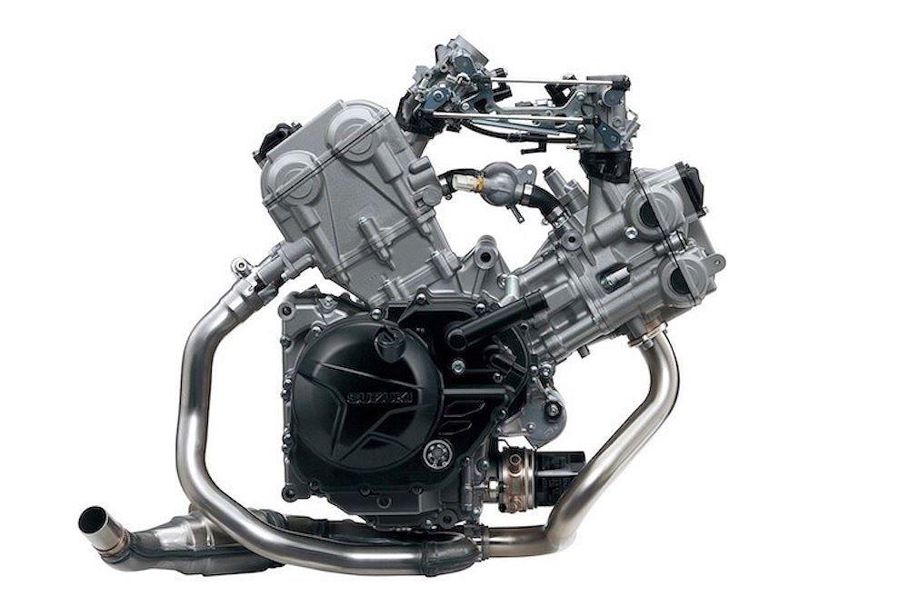 Lo thong tin Suzuki se cho ra mat GSXR250 phien ban VTwin hoan toan moi - 5