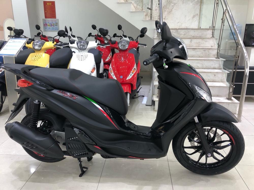 Medley 125 Edition ABS 2018 Su tro lai cua dong xe cong nghe - 5