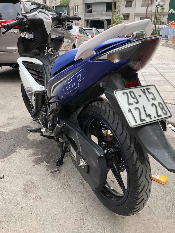 minh ban xe Exciter135 GP doi 2012 bks 29 5 so chinh chu doi 2012 xe nhu moi Full anh xe - 2