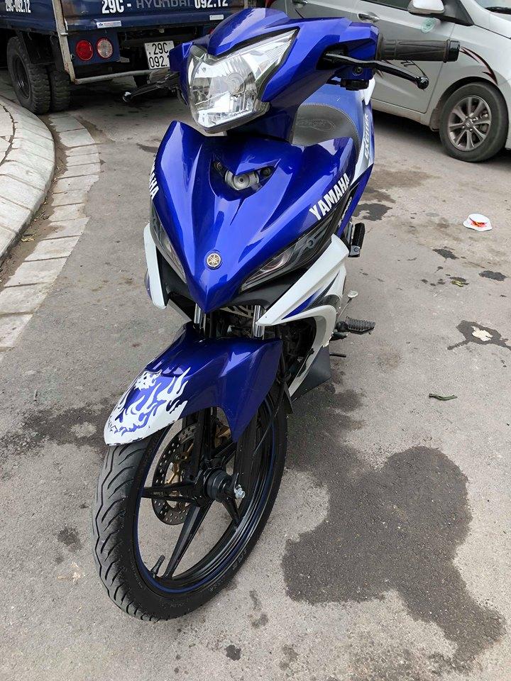 minh ban xe Exciter135 GP doi 2012 bks 29 5 so chinh chu doi 2012 xe nhu moi Full anh xe - 3