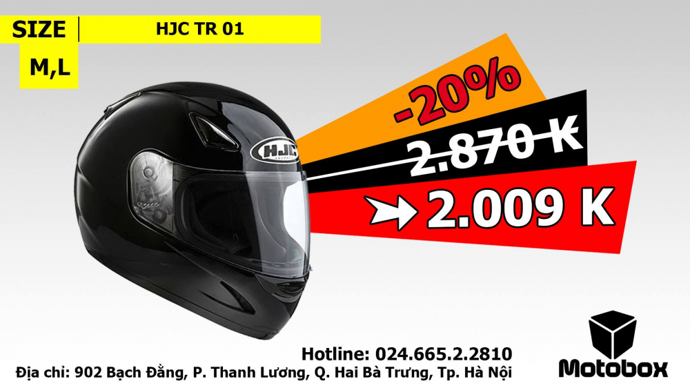 Moto299 Mu bao hiem Nolan N64 tai Ha Noi - 5