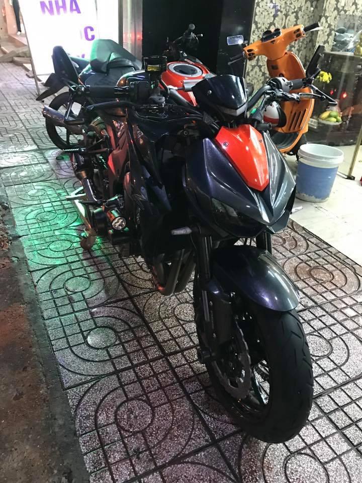 Z1000 2016 Abs pro xam cam dap thung 1 chu - 5