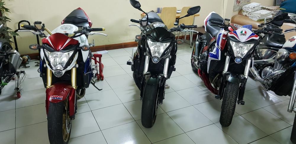 Ban Honda CB1000RA va Kawasaki Z1000 - 8