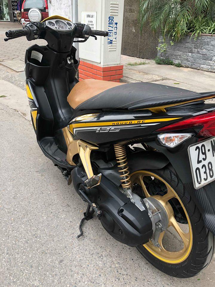 Nouvolx 135 doi 2011 bien 29N1 03836 xe cuc moi gap 12 trieu chinh chu dang dung va nguyen ban - 2