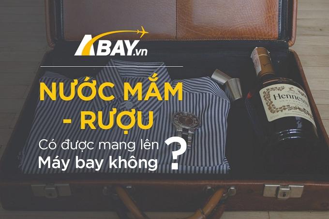 Nuoc mamruou co duoc mang khi di may bay khong