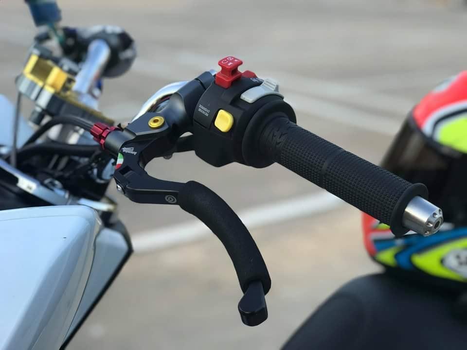 PCX 150 2018 do mang ve dep gian don cua biker xu chua vang - 5