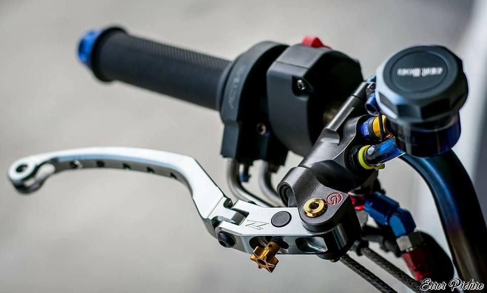 PCX 150 do mang ve dep tinh te day dang cap cua biker Thai - 5