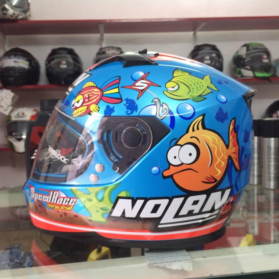 Moto299 Mu bao hiem Nolan N64 tai Ha Noi - 4