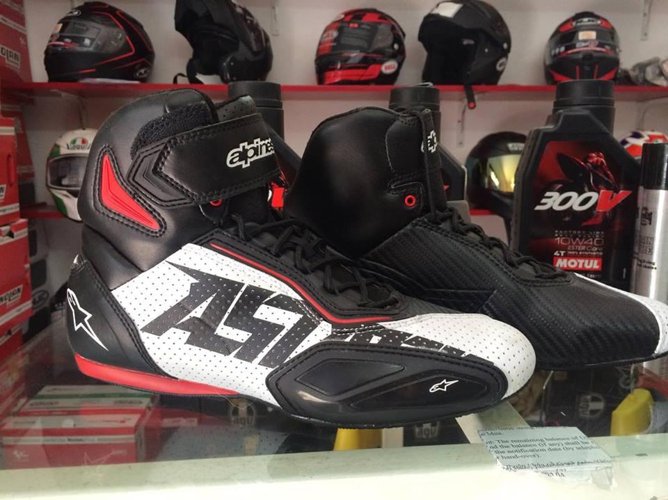 motobox Giay bao ho mo to Alpinestar Faster 2 vented - 3