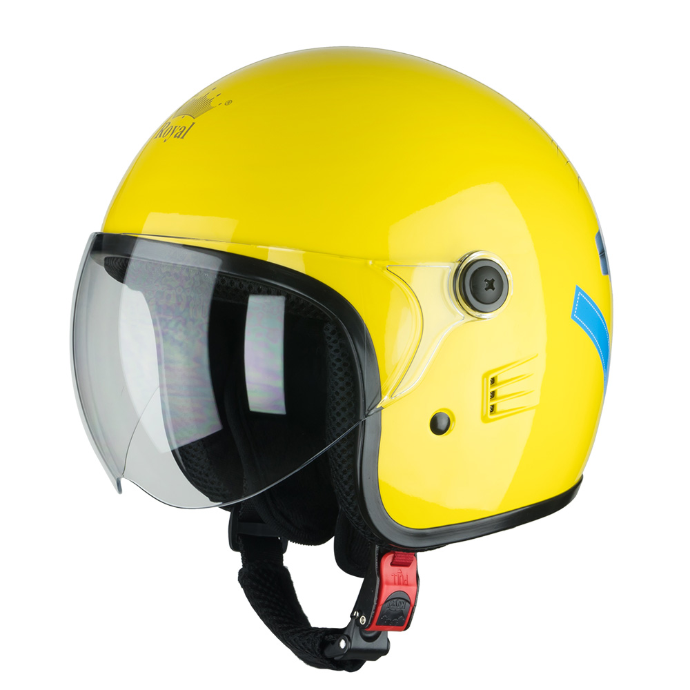 Royal Helmet Ha Noi Royal M20 Tem Milion vang dang yeu - 2
