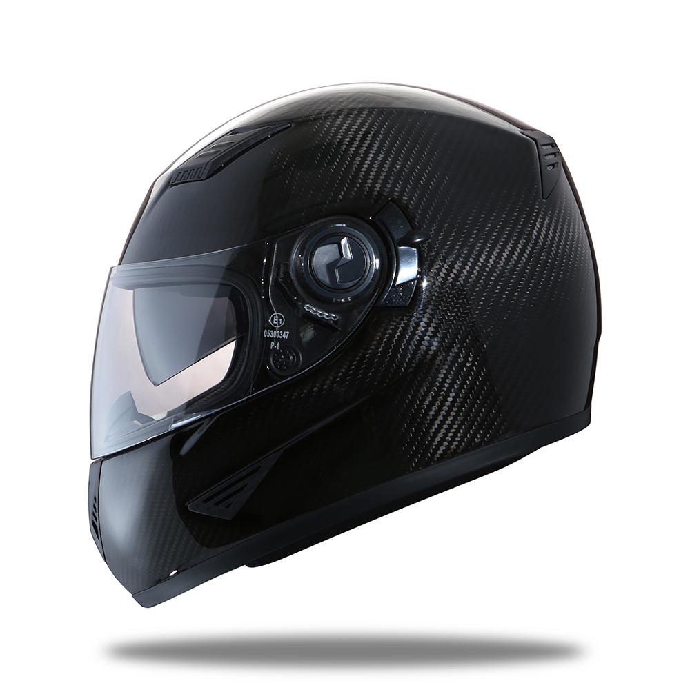 Royal Helmet Ha Noi Mu bao hiem ROYAL CARBON M09 Den them pham ca tinh cho mua he