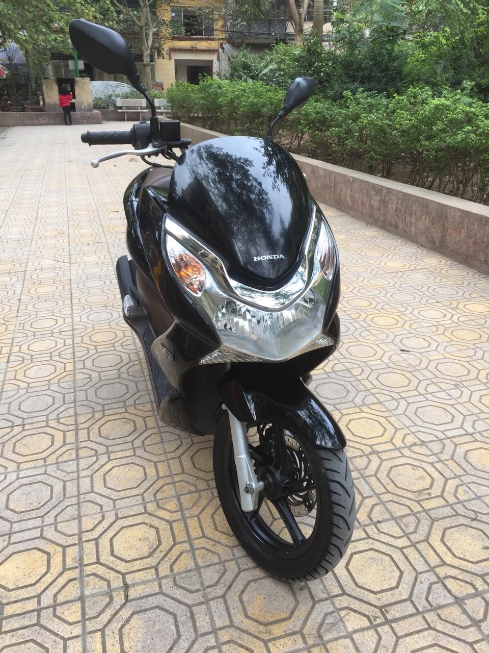 Rao ban Honda Pcx 125 fi nhap khau Thai 2011 nguyen ban chinh chu su dung - 4
