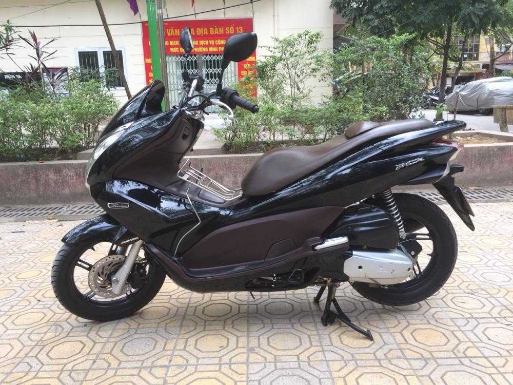 Rao ban Honda Pcx 125 fi nhap khau Thai 2011 nguyen ban chinh chu su dung - 5