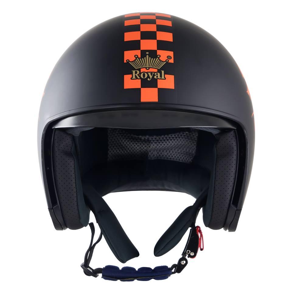 Royal Helmet Ha Noi Mu bao hiem Royal M139 gianh cho nam va nu - 2