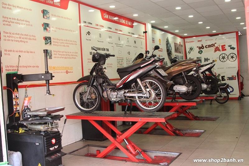 Shop2banh Tung bung khai truong chi nhanh Quan 7 - 6