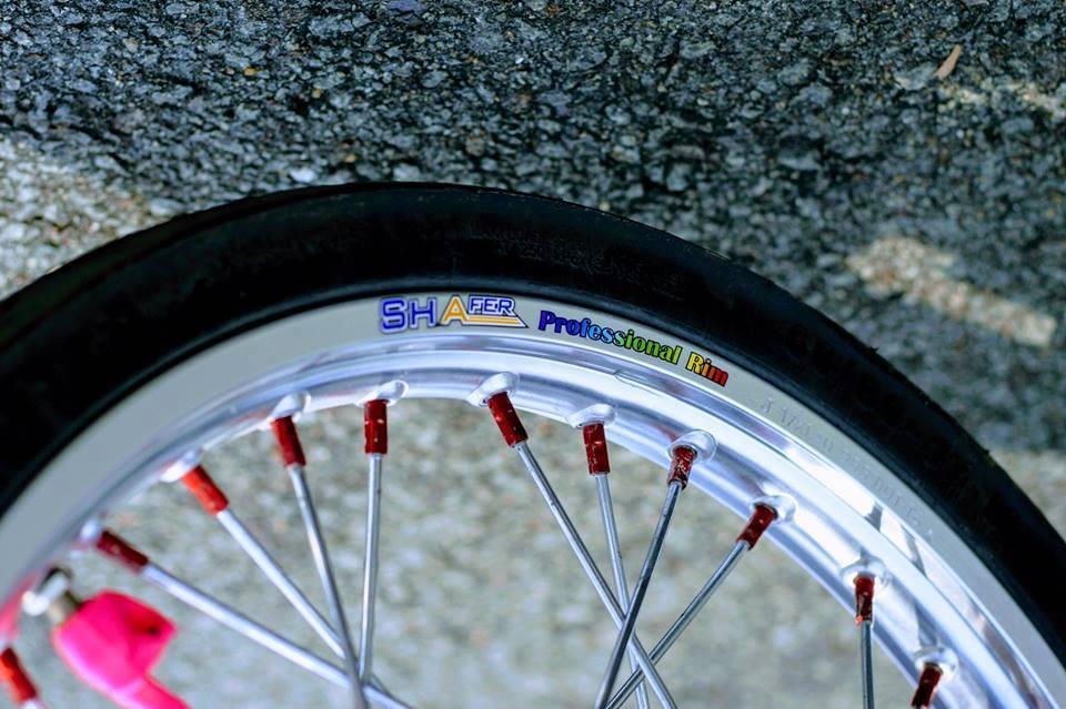 Sirius 110 do mang ve dep tinh te cua biker Bien Hoa - 6