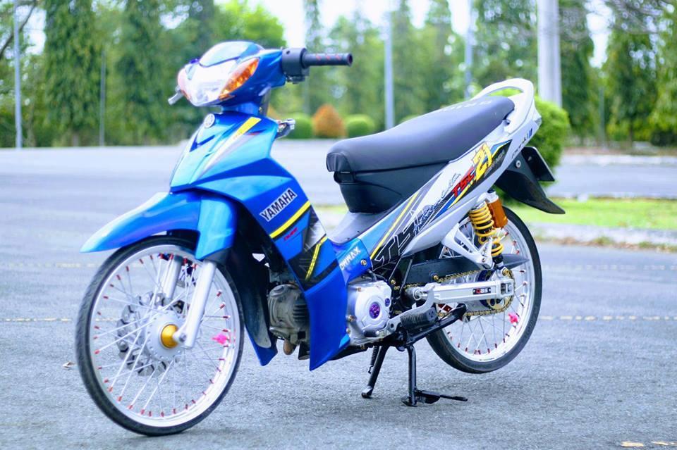 Sirius 110 do mang ve dep tinh te cua biker Bien Hoa - 10