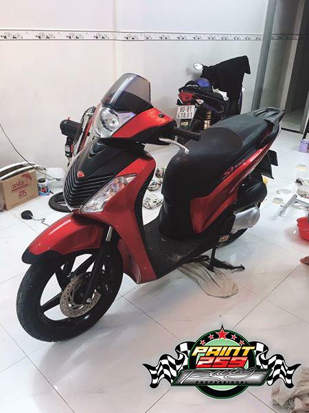 Son xe Sh Sporty 125 150i Viet Nam Phong Cach Italy tai TPHCM - 3