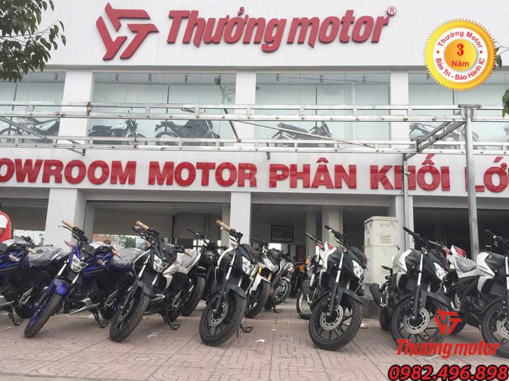 TAN HUONG NGAY GOI VAY TRA GOP LEN TOI 40TR CHI DANH CHO YAMAHA VIXION 155 2018 - 11