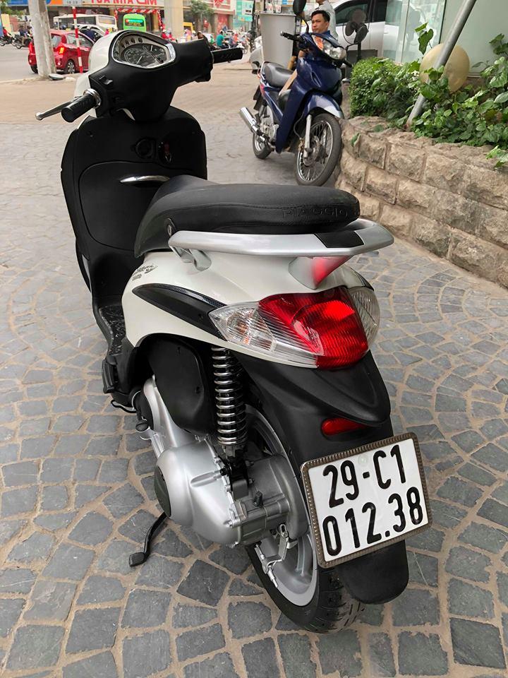 xe Liberty125ie VN 29C 01238 1 chu nu sd 255 trieu mau Trang con moi nguyen ban tu dau - 3