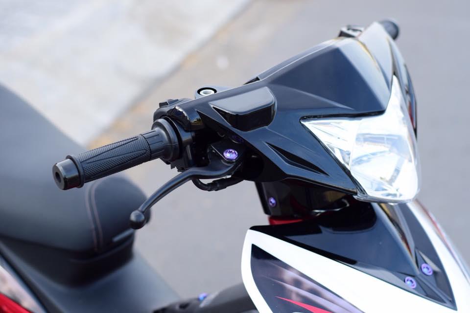 Yamaha Spark 135 do su hoi sinh trong ve dep nguyen thuy cua biker Ca Mau - 4