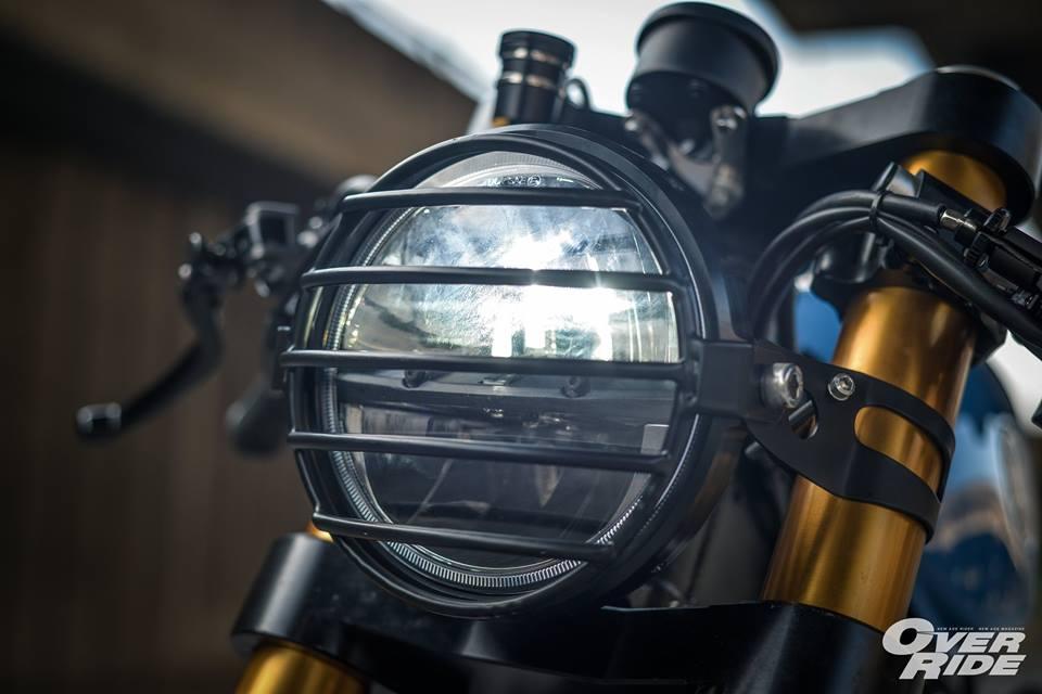 YAMAHA XV 750 ban do Make Over ham ho cua Biker Thai - 8