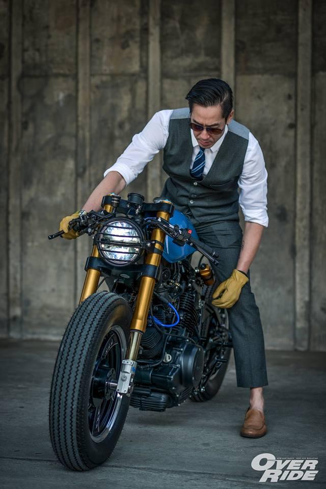 YAMAHA XV 750 ban do Make Over ham ho cua Biker Thai - 28