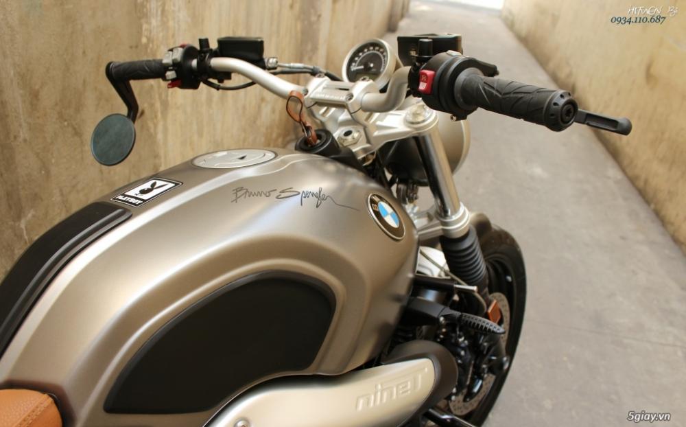 ___ Can Ban ___BMW R nineT 1200cc Scrambler ABS 2016___ - 5