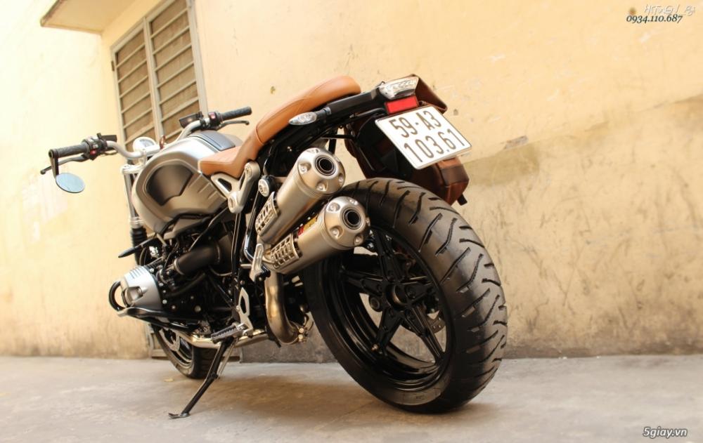 ___ Can Ban ___BMW R nineT 1200cc Scrambler ABS 2016___ - 7
