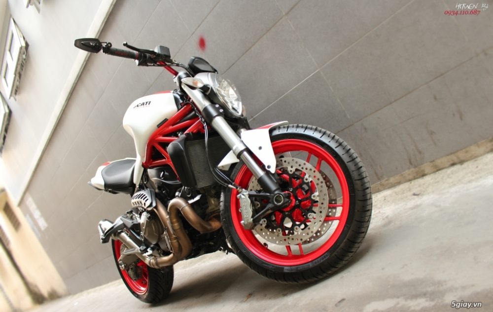 ___ Can Ban ___DUCATI Monster 821 ABS 2017___ - 3