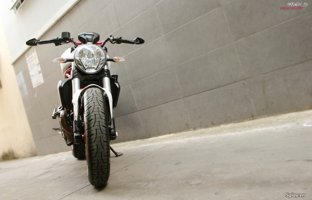 ___ Can Ban ___DUCATI Monster 821 ABS 2017___ - 5