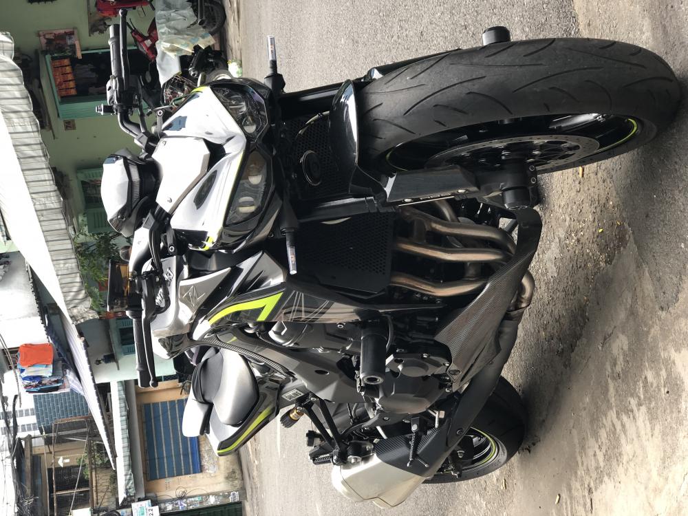 ___Can Ban kawasaki Z1000R ban dat biet ABS date 2017 chau au chia khoa hiss HQCN odo 1300km - 4
