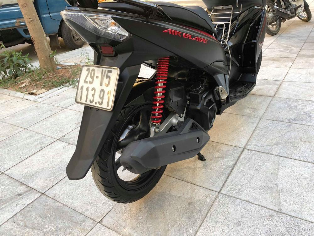 Air blade 125 Black den san 29V 11391 khoa bam cao cap 35 trieu cho nguoi can dung - 6