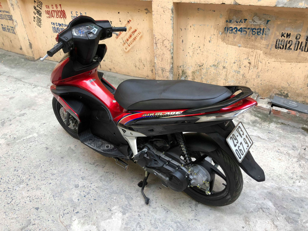 ban Airblade 2009btp 29V 5 so nguyen ban 17500 dki 2009 chat luong nguyen ban con moi coong - 2