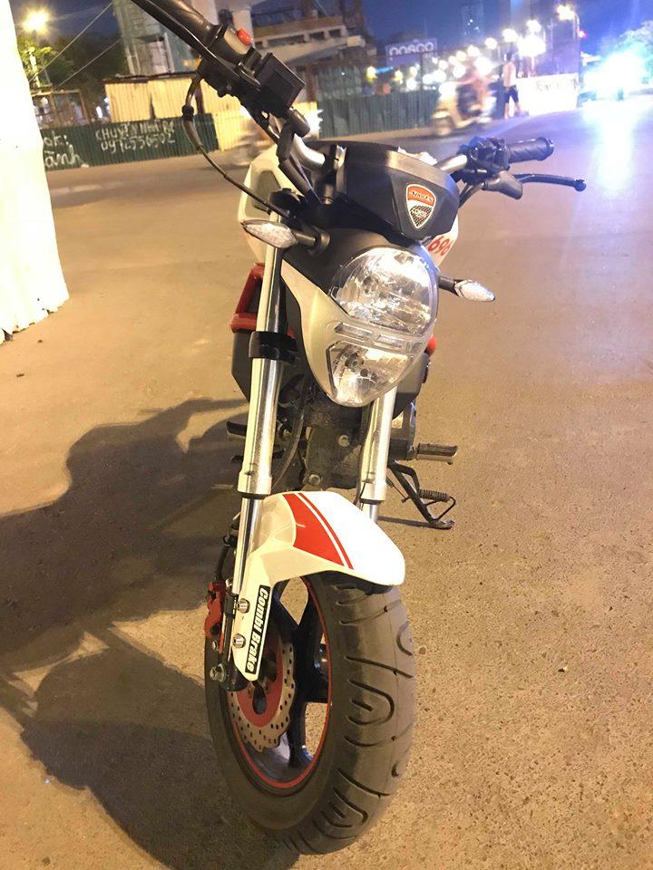 ban Ducati Monster 110 thailan 2018 29L 67943 moi 99 215tr gappp - 2