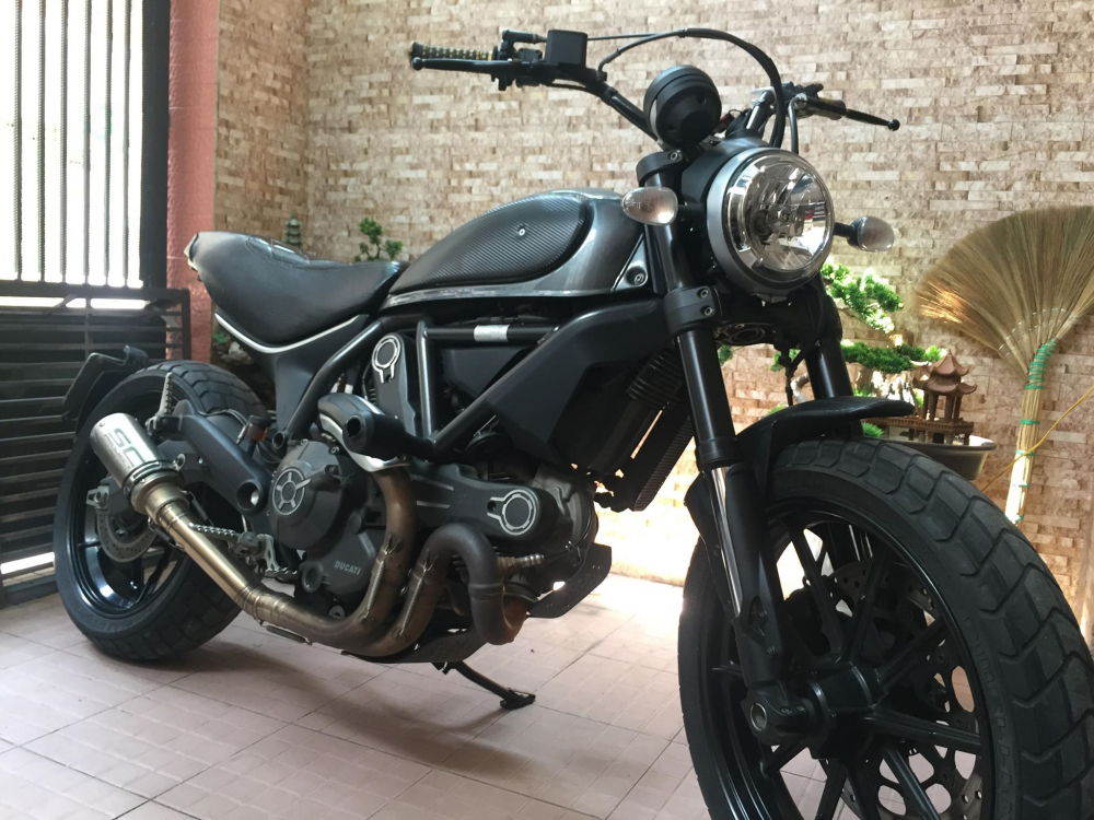 Ban Ducati Scrambler 2016 HQCN BSTP - 2
