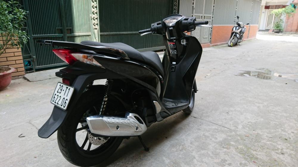 Ban Honda Sh 125i Smartkey 2016 Sport chinh chu nguyen ban tu moi di 6000km - 6