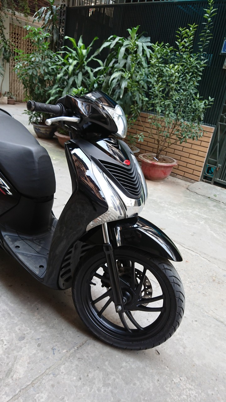 Ban Honda Sh 125i Smartkey 2016 Sport chinh chu nguyen ban tu moi di 6000km - 4