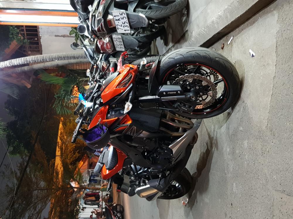 Ban xe Kawasaki z1000 2017 - 3